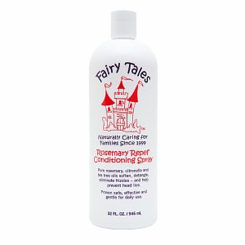 Fairy Tales Rosemary Repel Leave In Conditioning Spray Refill