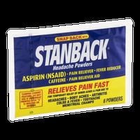 Stanback Headache Powders - 6 CT