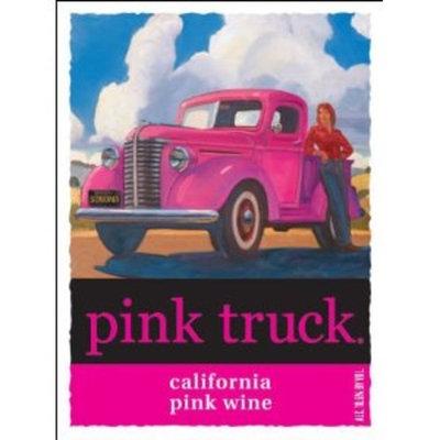 Pink Truck California Pink Wine 2011 750ML