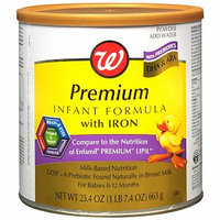 Walgreens Premium Infant Formula with Iron Powder