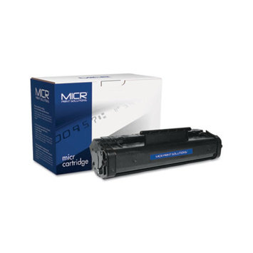 MICR Print Solutions MCR92AM MICR Print Solutions Compatible with C40902AM MICR Toner, 2,500 Page-Yield, Black