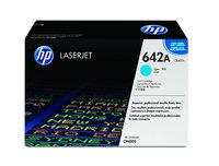 Hewlett Packard HP Laserjet Cyan Toner Cartridge, CB401A