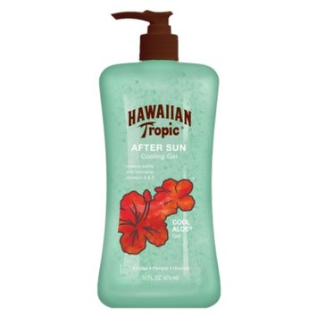 Hawaiian Tropic After Sun Moisturizer Cooling Gel
