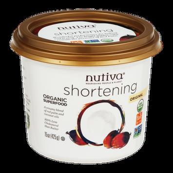 Nutiva Shortening Original