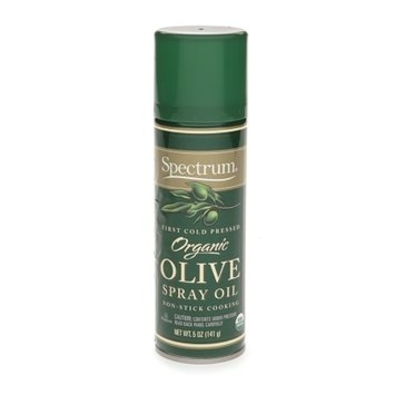 Spectrum Naturals Organic Olive Oil Non-Stick Cooking Spray