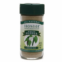 Frontier Natural Products Co-Op Ground White Pepper