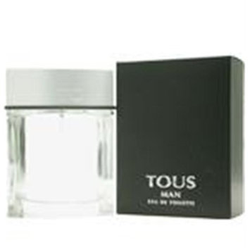 Tous Man By Tous Edt Spray 3.4 Oz