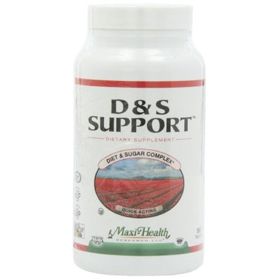 Maxi Health D & S Support 180 Tablets