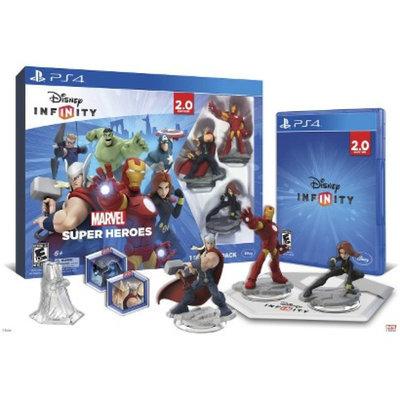 Disney Infinity: Marvel Super Heroes - 2.0 Edition (PlayStation 4)
