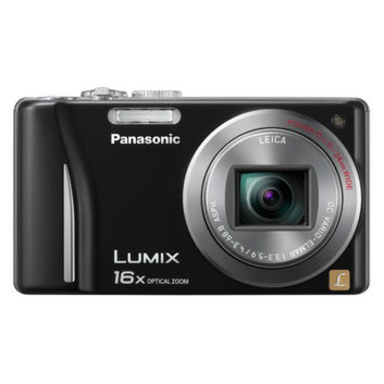 Panasonic Lumix DMC-ZS8 14.1MP Digital Camera with 16x Optical Zoom -