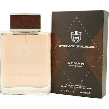 Atman Spirit Of Man By Phat Farm For Men Edt Spray 3.4 Oz