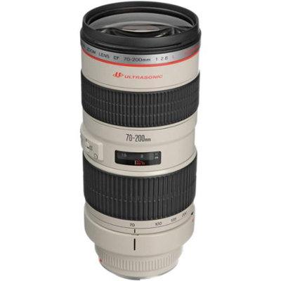 Canon EF 70-200mm f/2.8L USM Zoom Lens