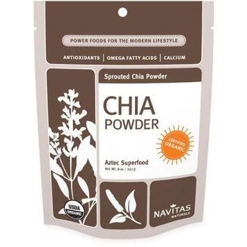 Navitas Naturals Organic Chia Powder 8 Ounces
