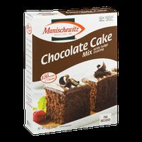 Manischewitz Cake Mix Chocolate with Fudge Frosting