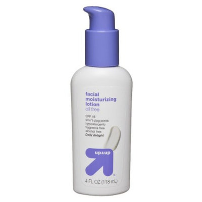 up & up Facial Moisturizing Lotion with SPF 15 - 4 oz.