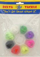 Zak Tackle 8 Color Yarn Box