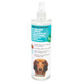 GNC Pets Waterless Dog Shampoo Spray