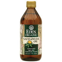 Eden Organic Safflower Oil, 16 fl oz