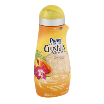 Purex Complete Crystals Tropical Splash Fabric Softner