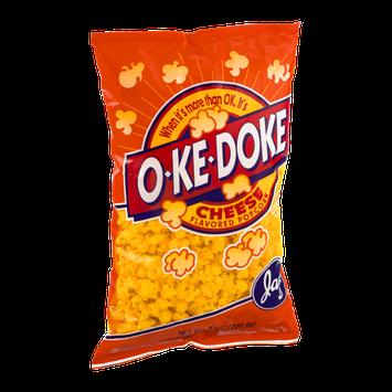 Jays O-Ke-Doke Cheese Flavored Popcorn