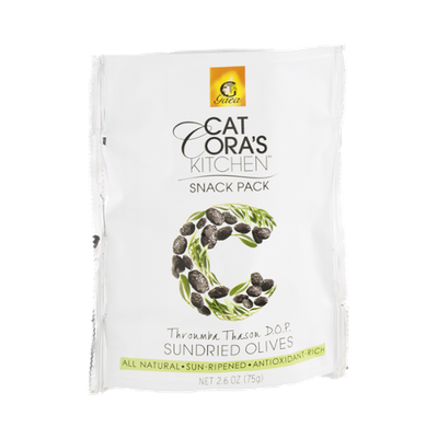 Cat Cora's Kitchen Snack Pack Olives Sundried