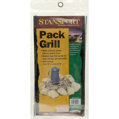 Stansport 613 Folding Pack Grill (3 Pack)