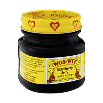 Wos-Wit Elderberry Jelly