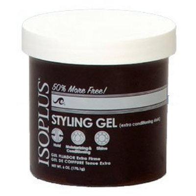 Isoplus Styling Gel (extra conditioning dark) 16oz.