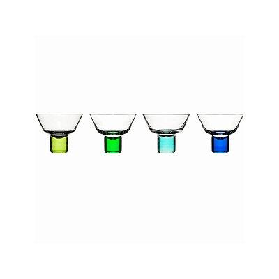 Sagaform Set of Four Martini Glasses