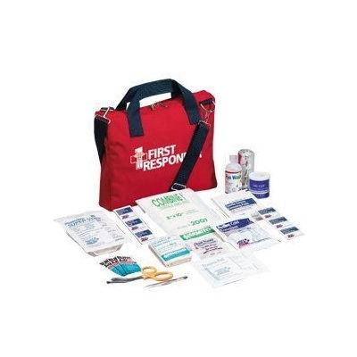 FIRST AID ONLY 510FR/BAG First Responder Bag, 103/4x3x133/4