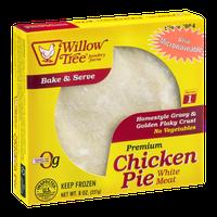 Willow Tree Premium Chicken Pie White Meat