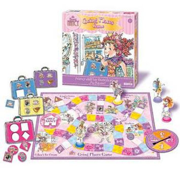 Fancy Nancy Going Places Game Ages 5 and up, 1 ea