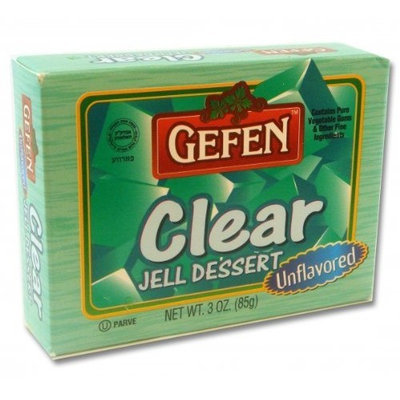 Gefen Clear Jello - 3oz.