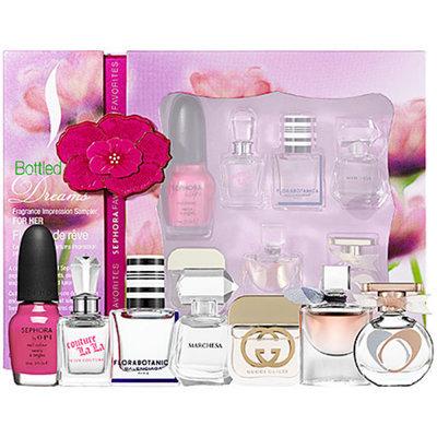 Sephora Favorites Bottled Dreams Fragrance Impression Sampler For Her