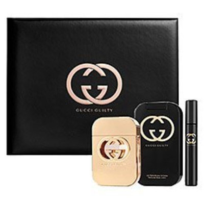 Guilty by Gucci 3 Pc. Gift Set for Women