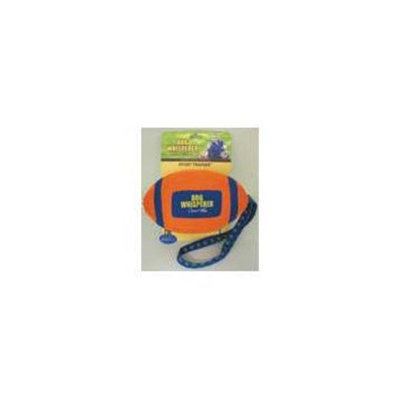 Romp Whisperer Sport Trainer Dog Toy in Multi Colored