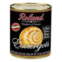 Roland Extra Large Escargot Snails, 28-Ounce Can