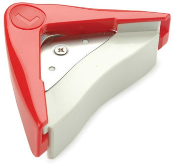Person & Person Large Angle Eater Corner Punch 10mm