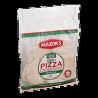 Mazor's Mini Pizza Doughs Original - 24 CT