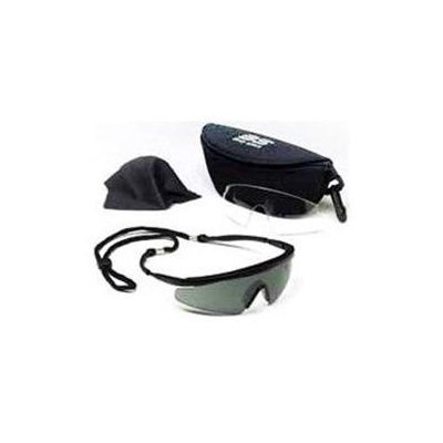 Body Specs Pistol-Pkg-Blk-Pan Interchangeable Sunglasses