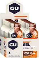 GU Energy Labs Gel Chocolate Peanut Butter 24 Packets