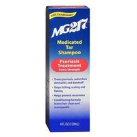 MG217 Medicated Conditioning Coal Tar Formula Shampoo, 4 fl oz