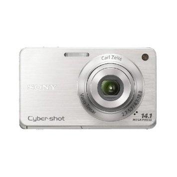 Sony Cyber-shot DSCW560 14.1MP Digital Camera with 4x Optical Zoom -