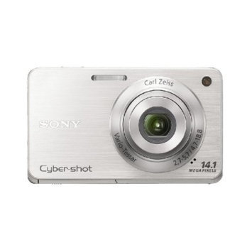 Sony Cyber-shot DSCW560 14.1MP Digital Camera with 4x Optical Zoom -