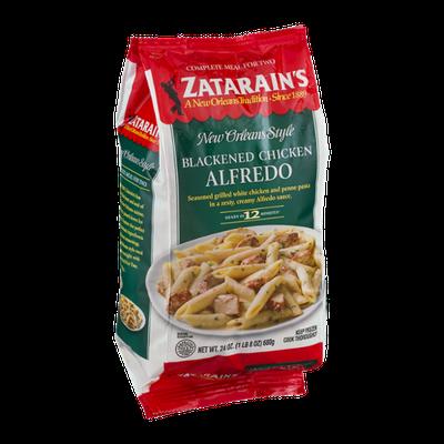 Zatarain's New Orleans Style Blackened Chicken Alfredo