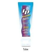 ID Pleasure Sensual Lubricant (Tube), 4.1 oz, ID Lubricants