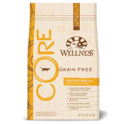 WellnessA Core Indoor Formula Adult Cat Food
