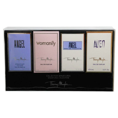 Thierry Mugler Angel Gift Set Mini, 4 Piece, 1 set