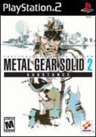 Konami Metal Gear Solid 2: Substance