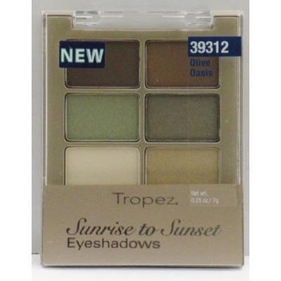 Tropez Sunrise to Sunset Eyeshadows - Olive Oasis - 39312